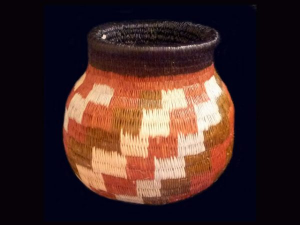 stepped geometric pattern