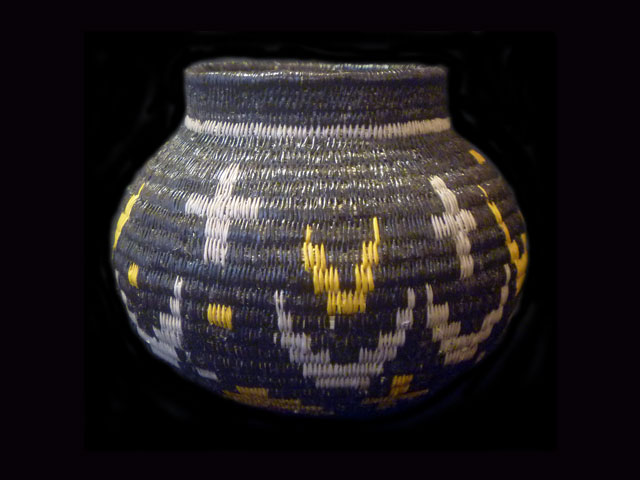 Tribal Designs Basket 009