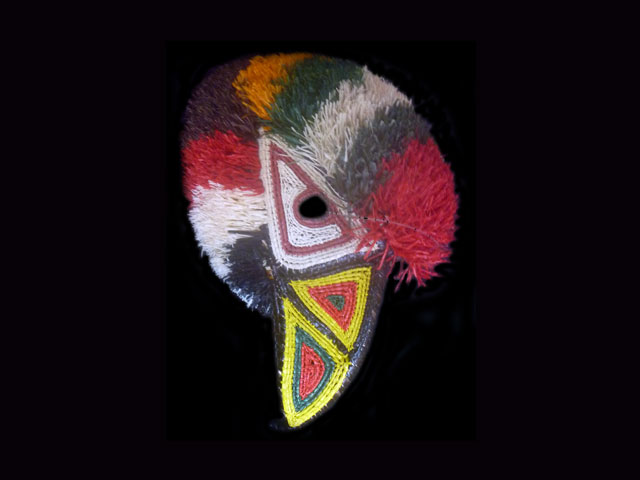 Woven Mask 003