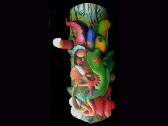 Ecological-Diablo Masks 011