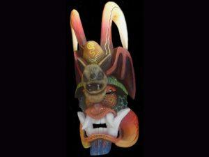 bat nagual diablo Boruca Costa Rica