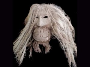 ancestral phantom mask traditional Boruca mask Costa Rica