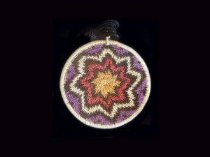 tricolour starburst
