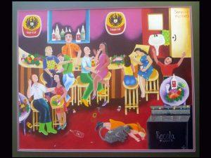 popular bar scene Costa Rica