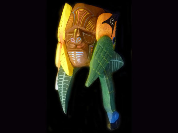 Ecological-Cultural Mask 012 (small)