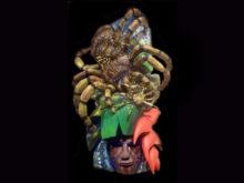 Ecological-Cultural Mask 008