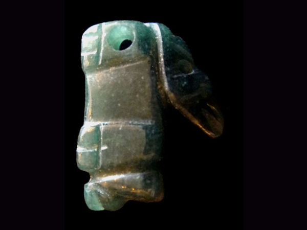 Jade Amulet 0009