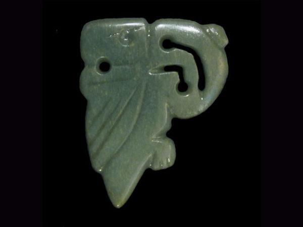 Jade Amulet 0013