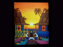 Caribbean Art CA01