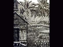 Caribbean Art CA07 SOLD