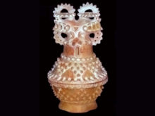 Pottery Figure 0005