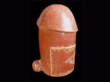 Pottery Figure 0007