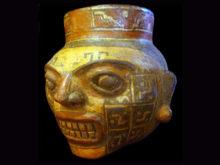 Pottery Vessel 0014 SOLD