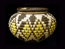 Tribal Designs Basket 013