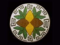 Carved Tagua Water Life 0006
