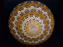 Tribal Designs Basket 006
