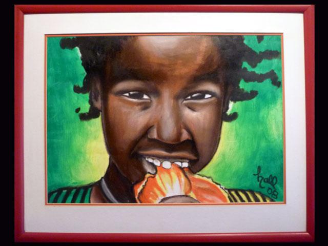 Caribbean Art CA09 SOLD