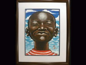 Caribbean Art CA11 SOLD
