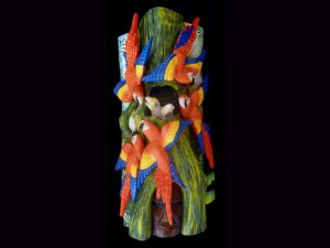 Ecological-Cultural Mask 001