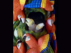 Ecological-Cultural Mask 001