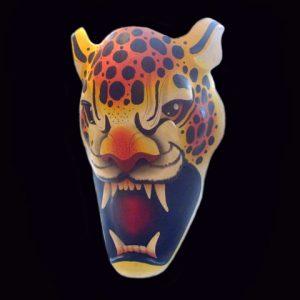 Ecological-Cultural Mask 017