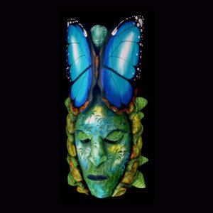 Ecological-Cultural Mask 018