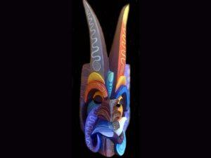 Traditional Diablo Mask 017 (small)