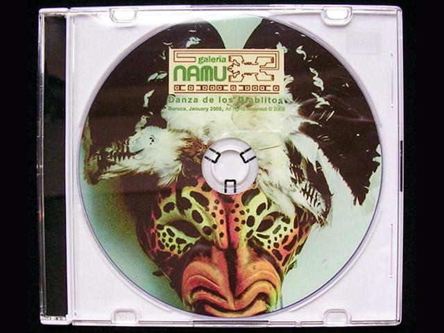 DVD: Danza de los Diablitos
