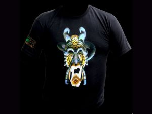 T-Shirt Brunka Mask
