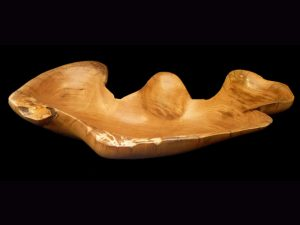 Hand Carved Wood CM05 SOLD