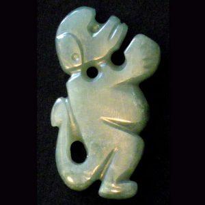 Jade Amulet 0007