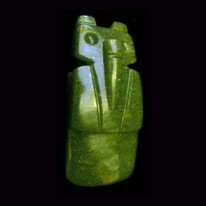 Jade Amulet 0012