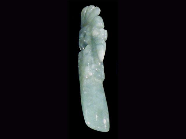 Jade Amulet 0018 SOLD