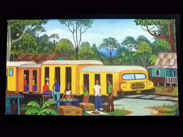 Caribbean Art CA03