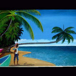 Caribbean Art CA05