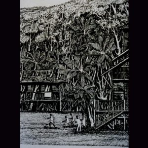 Caribbean Art CA06