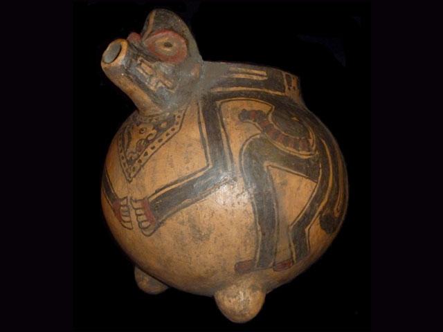 Pottery Vessel 0001