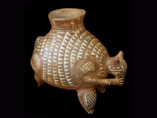 Pottery Figure 0003