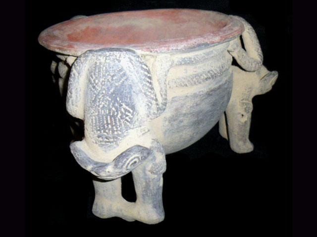 Pottery Vessel 0010