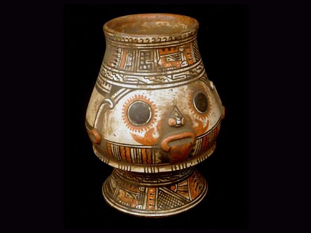 Pottery Vessel 0011 SOLD