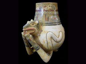 Pottery Vessel 0009 SOLD