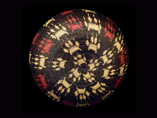 Tribal Designs Basket 005