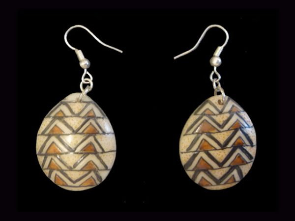 Carved Tagua Jewelry 0002