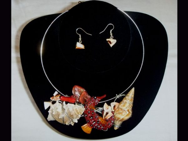 Carved Tagua Jewelry 0004