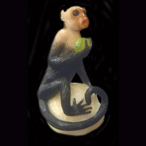 Carved Tagua Mammal 0003