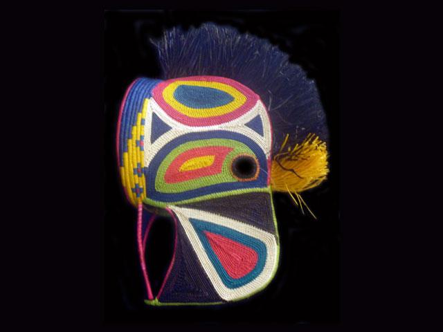 Woven Mask 001