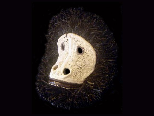 Woven Mask 002
