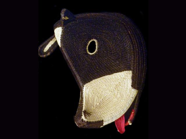 Woven Mask 008