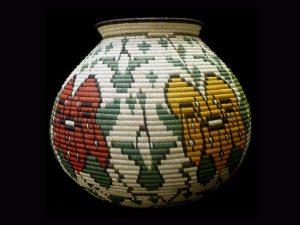 Flora and Fauna Basket 010