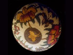 Flora and Fauna Basket 011